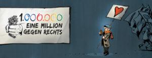 Strom & Wasser // Eine Million gegen Rechts! @ Wabe
