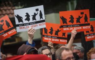 8. Mai Gedenken in Berlin