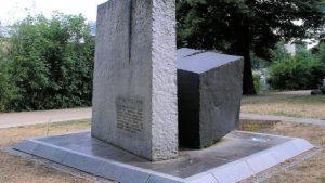 Gedenkstunde am Mahnmal für die zerstörte Spandauer Synagoge und die Spandauer Opfer der Shoah @ Mahnmal für die zerstörte Spandauer Synagoge