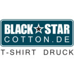 Black Star textile printing