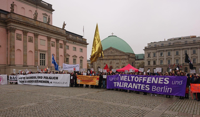 berlin november 2019