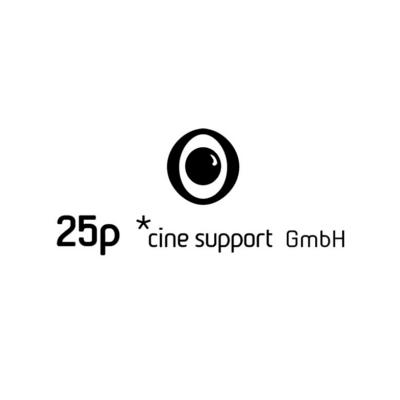 25p cine support