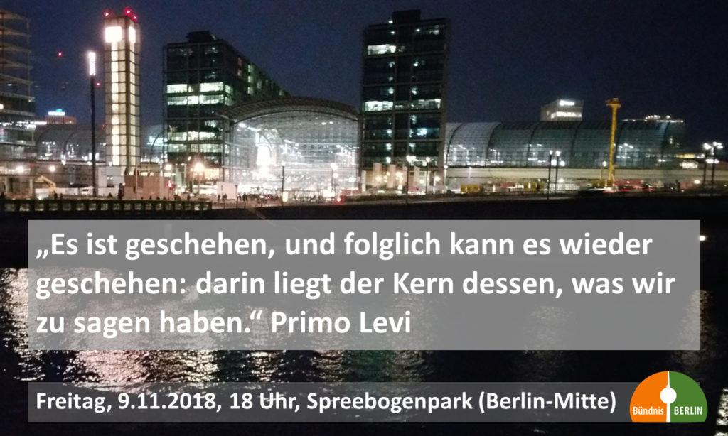9. November in Berlin