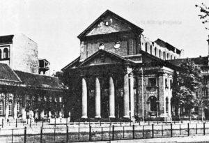 Stilles Gedenken an die Novemberpogrome von 1938 @ Fraenkelufer Synagogue | Berlin | Berlin | Deutschland