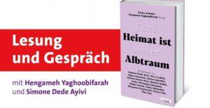 Lesung und Gespräch: Eure Heimat ist unser Albtraum @ SPD Berlin