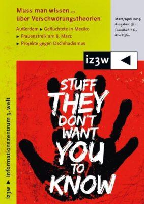 Der nützliche Feind. George Soros in rechtspopulistischer Propaganda @ Schule für Erwachsenenbildung - SFE - Berlin