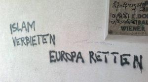 Antimuslimischer Populismus - Vortrag und Podiumsdiskussion @ taz kantine